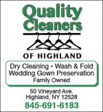 Quality Cleaners of Highland