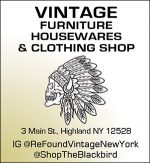 Vintage Furniture, Housewares & Clothing Shop